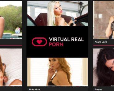 Virtualrealporn VR porn member review